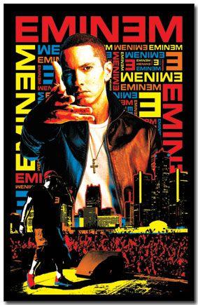 Black Light - Eminem Poster