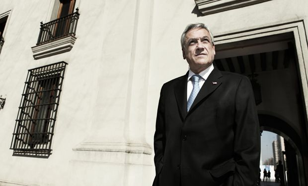 08.07.14: Piñera entrega 'firme y decidido apoyo' a decisión de objetar competencia de La Haya antes del 15 de julio | Política | LA TERCERA