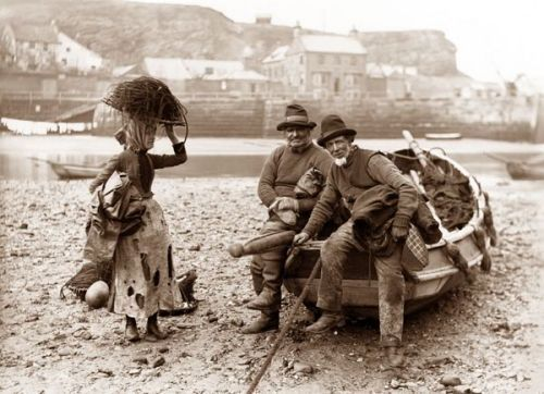 Whitby fisher people