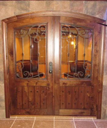 18 Best Custom Wood Doors Images On Pinterest