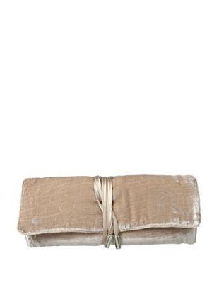 47% OFF Kumi Kokoon Large Velvet Jewelry Roll (Champagne)