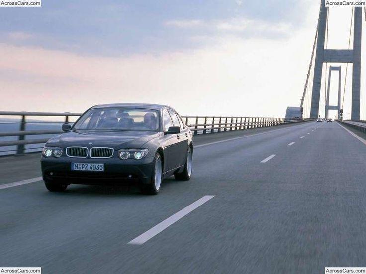 BMW 740d (2002)