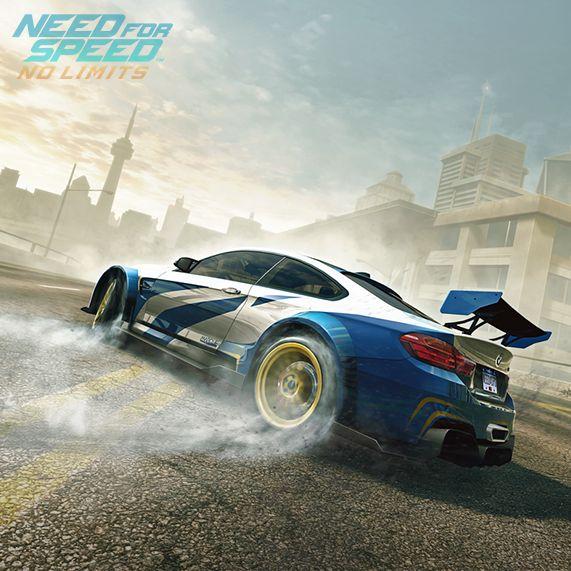 Need For Speed No Limits Razor Bmw m4