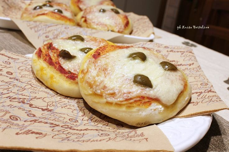 Pizzette da buffet ( tavola calda catanese)
