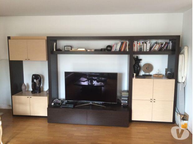 meuble tv roche bobois occasion