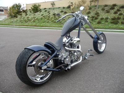 Custom Choppers For Sale | 2006 Custom Built Motorcycle by Big Easy Choppers for Sale
