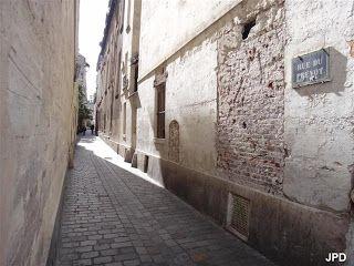 Paris-bise-art : Rue du Prévôt - Rue Percée
