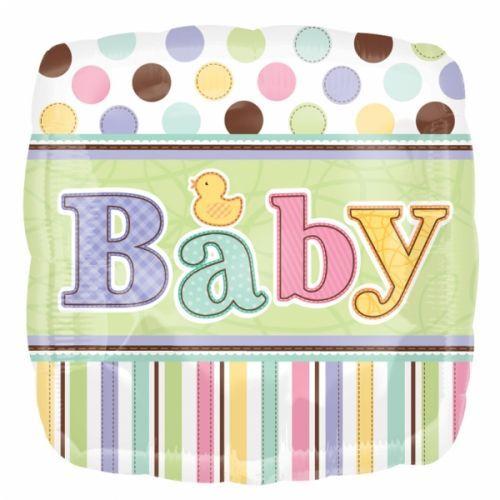 Tiny bundle baby standard foil balloon http://www.wfdenny.co.uk/p/tiny-bundle-balloon/3289/