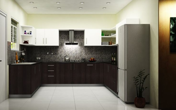 Robin Subtle U-Shaped Kitchen | Subtle elegance speaks for itself. Class. redefined.