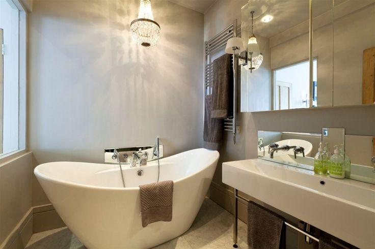 Tetőtéri lakás berendezése rusztikus stílusban | Ruff Norbert Interior