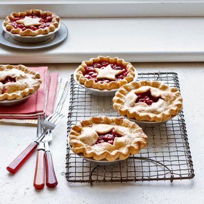 More cheery #CherryPies! Easy Cherry Pie Recipe - Country Living
