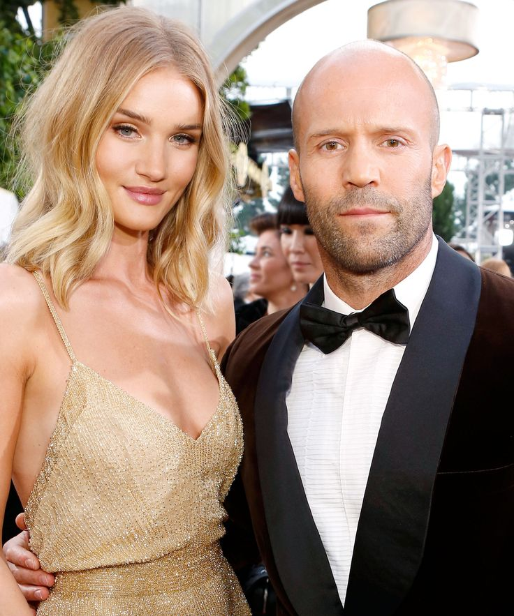 Rosie Huntington-Whiteley and Jason Statham Are Parents! See the Adorable First Photo from InStyle.com