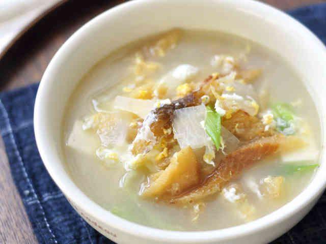 韓国料理ー干したらのスープ「プゴグッ」の画像