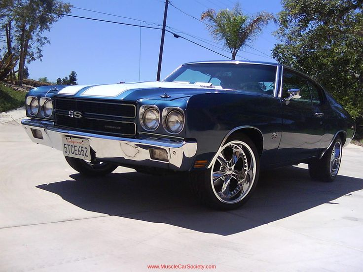 Best Classic Cars Images On Pinterest Chevrolet Chevelle