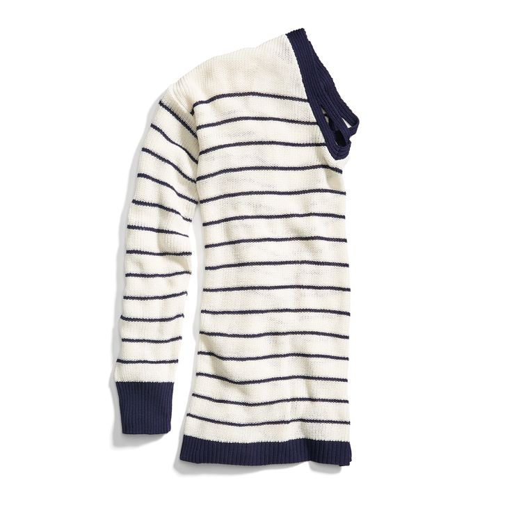 Stitch Fix Spring Must-Haves: Classic Striped Sweater
