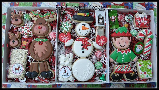 East Coast Cookies: Segmented Cookie Boxes