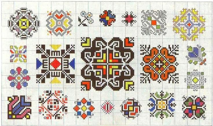 Other 35 | Free chart for cross-stitch, filet crochet | gancedo.eu