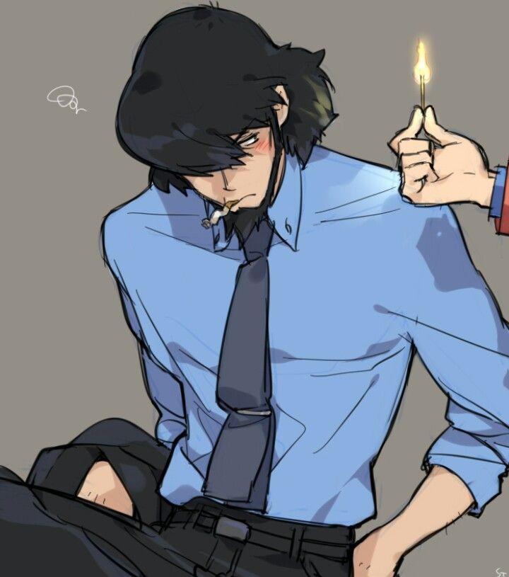 I just love this...JIGEN-CHAN! ♥ #JigenDaisuke #LupinIII