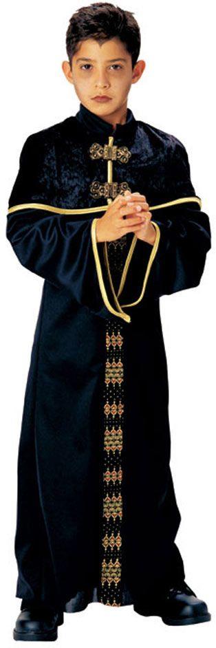 Disfraz niño Santo Mortal