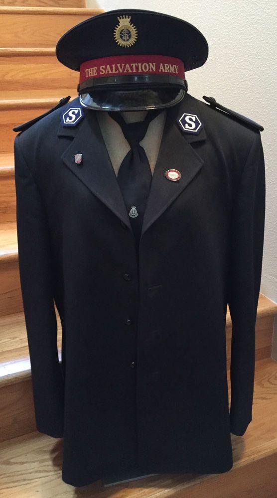Salvation army dress