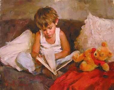 Wonderful World - Michael and Inessa Garmash - World-Wide-Art.com - $695.00 #Garmash #Disney #Pooh