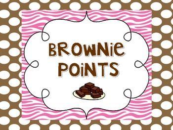 Free Brownie Points Headers