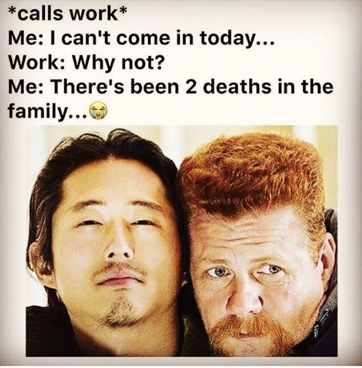 "It will never be the same again... So True! Glenn & Abraham  Ford | S7E1 ""The Day Will Come When You Won't Be"" 