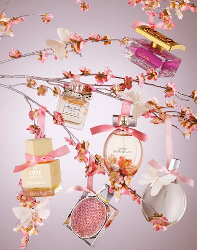 Perfume tree
