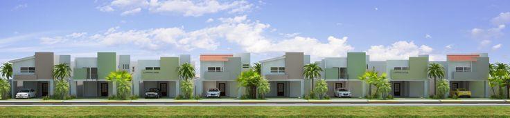 Amanecer en el Cielo Residencial Conjunto de 8 hermosas y amplias casas en pre-construcción y lista para ser escrituradas. Excelente Precio y ubicación a tan solo 5 minutos de la Playa, cuenta con caseta de vigilancia a la entrada del complejo Residencial del Cielo. Amenidades: 3 Habitaciones 3 Baños.