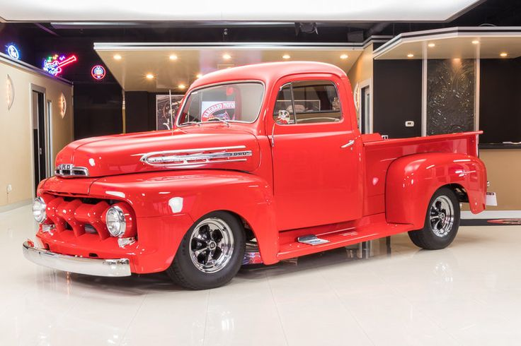 Restomod F1 Pickup! Ford 351ci Windsor V8, C6 Automatic, PS, PB, Disc & More!