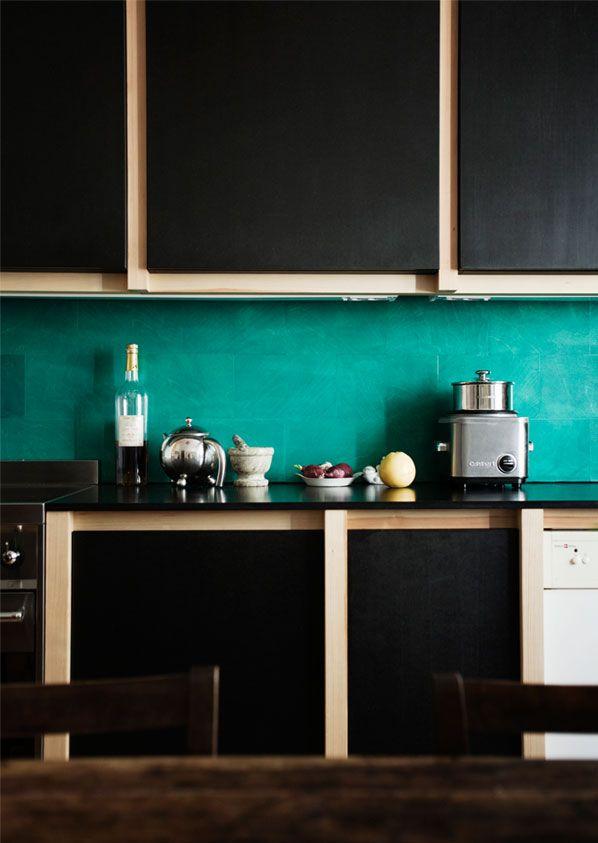 7 besten W A L L S Bilder auf Pinterest   Küchen, Küchentapete und ...