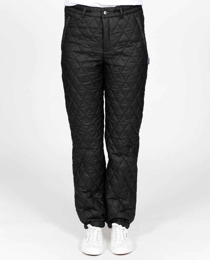 R-Collection Quilted pants