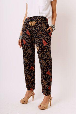Mataram Batik Pants