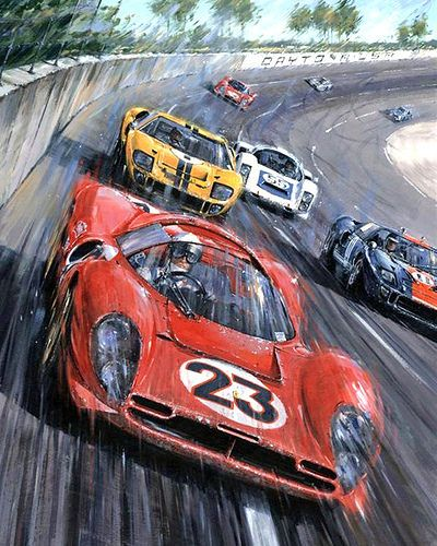 1967 Daytona 24 Hours