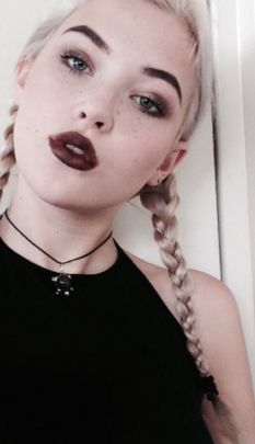Grunge Inspired Makeup   Okaysage