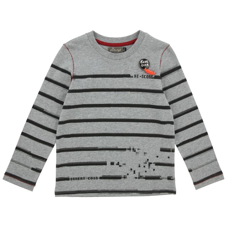 Jean Bourget Kid Boy T shirt (Cool and Chic)