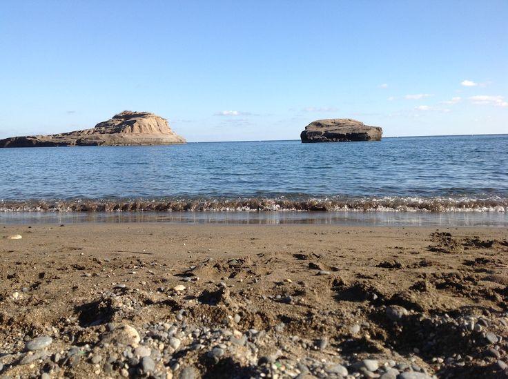 I pomeriggi di Settembre a Calaneve. #Ventotene #spiaggia #mare #autunno