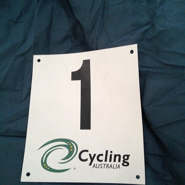 We're number 1! We're number 1! And it will never happen again. #NPS #paracycling #tandem #tandembike