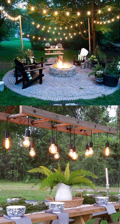 Pin On Backyard In 2020 Best Outdoor Lighting Solar Landscape