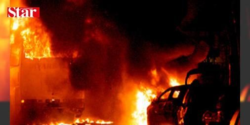 İran'da patlama: 7 ölü, 3 yaralı: Erdebil kentinde bir evde yaşanan patlama sonucu ölenlerin sayısının artmasından endişe ediliyor.
