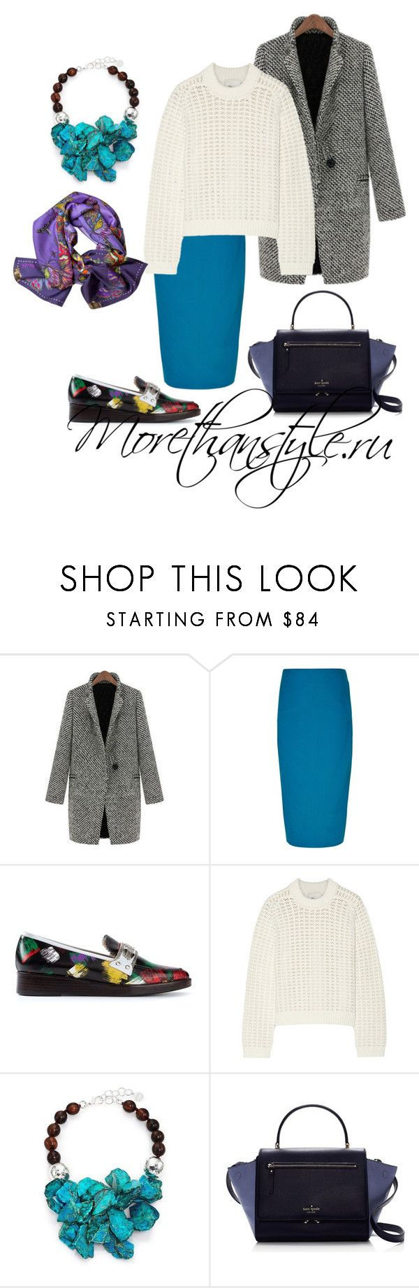 """""""Casual outfit"""" by smileggal on Polyvore featuring мода, Sportmax, Toga, 3.1 Phillip Lim, Nest, Kate Spade и HELEN RUTH"""