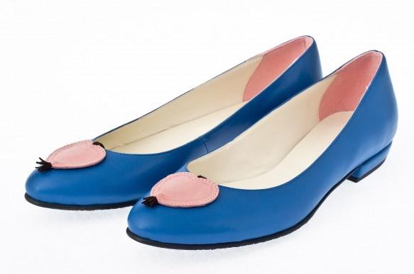 Incaltaminte pentru printesa din tine: noua colectie Coca Zaboloteanu on http://www.fashionlife.ro
