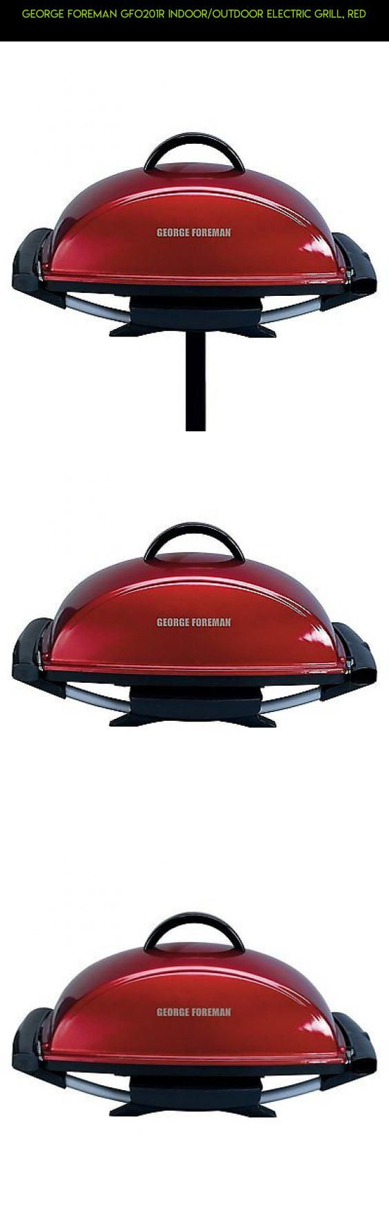 George Foreman GFO201R Indoor/Outdoor Electric Grill, Red #plans #drone #fpv #racing #camera #shopping #technology #indoor #grills #electric #tech #kit #products #outdoor #parts #gadgets