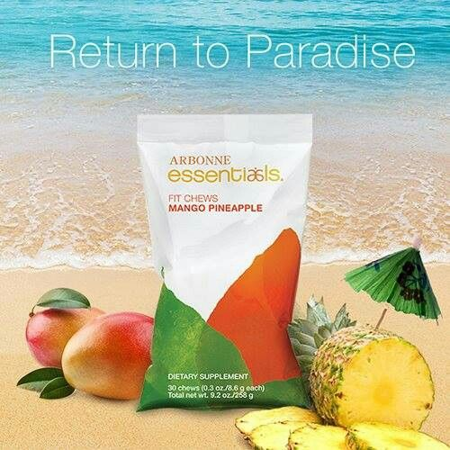 Have you heard? Mango Pineapple Fit Chews are back, but only for a limited time! Shop now at www.arbonne.ca ID#116380073. #arbonne #fitchews #mango #pineapple #veganfriendly