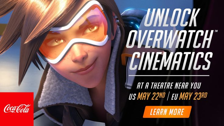 See all the Overwatch cinematics like never before—on the big screen! Reserve your ticket: http://overwatchcelebration.com/ Presented by Coca-Cola® More info...