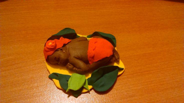 El bebe de la selva