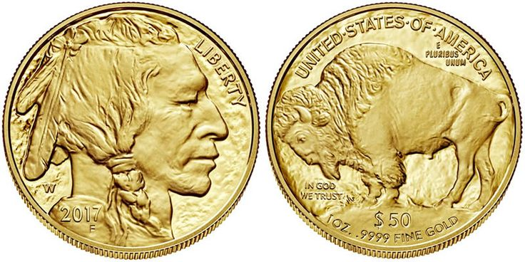 United States Mint Releases the 2017 American Buffalo One Ounce Gold Proof Coin on May 11 - Coin Community Forum