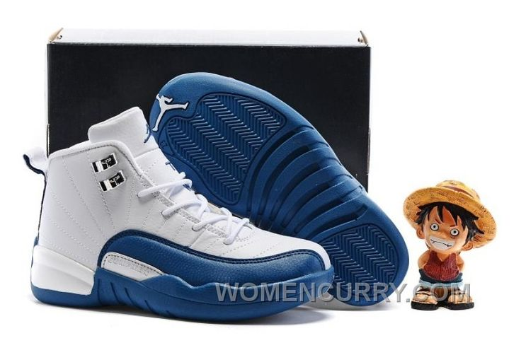 "https://www.womencurry.com/2017-kids-air-jordan-12-french-blue-basketball-shoes-cheap-to-buy-h28c6b8.html 2017 KIDS AIR JORDAN 12 ""FRENCH BLUE"" BASKETBALL SHOES CHEAP TO BUY H28C6B8 Only $69.00 , Free Shipping!"