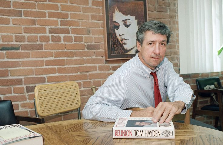 With a Powerful Essay, Famous Social Activist Tom Hayden Switches From Bernie To Hillary