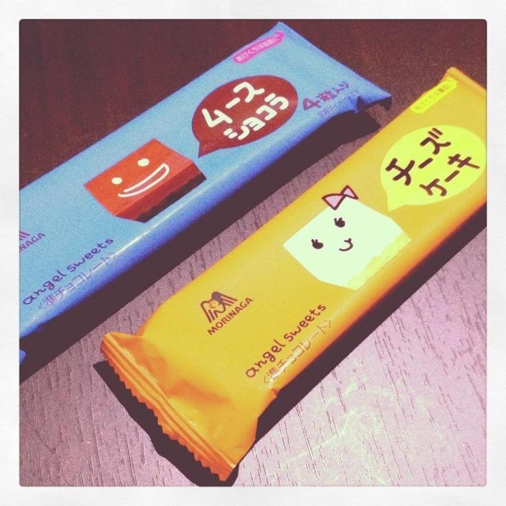 [おやつ*2012/05/10]    ■ ショコラ&チーズ □